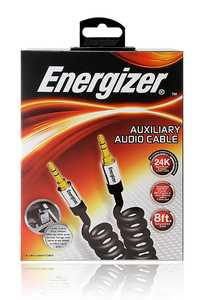 Premier Accessory Group ENG-AUX2 8 ft Auxiliary Cable